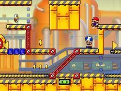 Level 3-6 of Runaway Warehouse