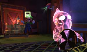 Piece at Last from Luigi's Mansion: Dark Moon