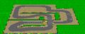 SMK Mario Circuit 2 Lower-Screen Map.png