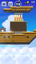 4-4 in Super Mario Run