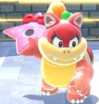 Cat Pom Pom in Bowser's Fury