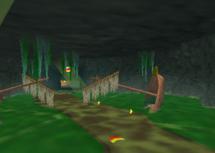 Treasure Caves, Diddy Kong Racing.