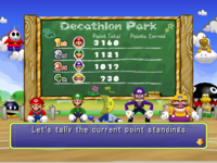 Decathlon Park from Mario Party 6
