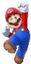 Artwork of Mario from Mario Party 10