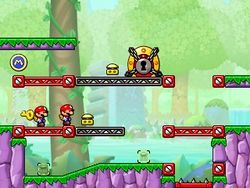 Level 2-7 of Jumpy Jungle
