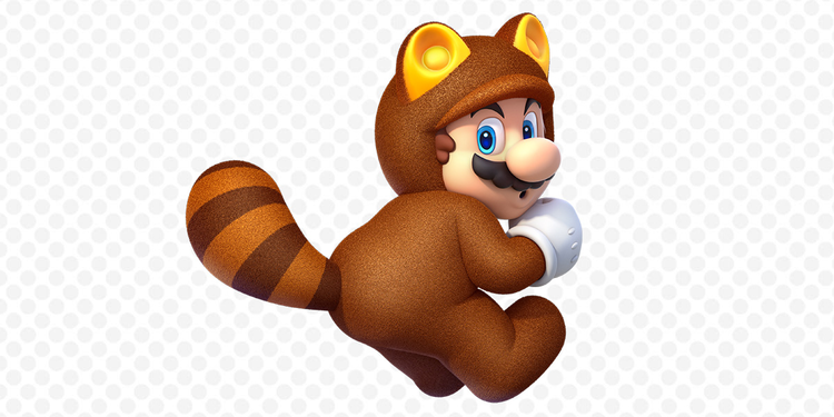 Picture shown with the second question in Trivia: Super Mario 3D World