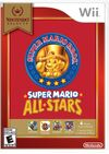 Front box art for the Nintendo Selects version of Super Mario All-Stars Limited Edition