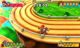 Rockin' Raceway from Mario Party: The Top 100