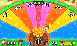 Soar to Score from Mario Party: The Top 100