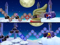 Jump the Gun at night from Mario Party 6