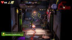 The Observation in the Boilerworks in Luigi's Mansion 3.