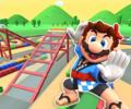 SNES Mario Circuit 3T from Mario Kart Tour