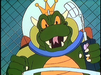 "Moon Man Koopa from the ""Stars in Their Eyes"" episode of The Super Mario Bros. Super Show!"