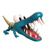 Klaptrap in Super Smash Bros. Ultimate