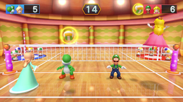 Bump, Set, Spike, from Mario Party 10.