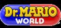 Dr. Mario World logo.png