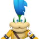 Sprite of Dr. Larry from Dr. Mario World