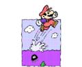 SMBPW Swimming Mario.png