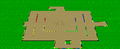 SMK Battle Course 1 Lower-Screen Map.png
