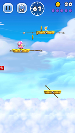 2-2 in Super Mario Run