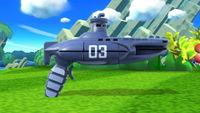 A Steel Diver in Super Smash Bros. for Wii U