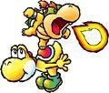 Baby Bowser on Yoshi YIDS artwork.jpg