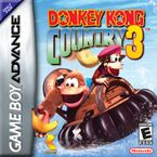 US box art for Donkey Kong Country 3