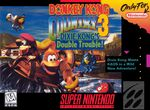 Donkey Kong Country 3: Dixie Kong's Double Trouble! front box art
