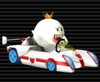 King Boo's Jetsetter