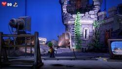 Studio 2: Castle Set from Luigi's Mansion 3
