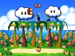 Coconut Conk from Mario Party 3.