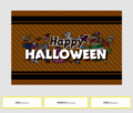 Mario and Friends Halloween Online Puzzle Activity title.png