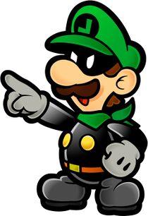 That's Mama Mr. Luigi to you, Mario!