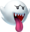 Artwork of Boo from Mario Party: Island Tour