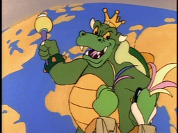 King Koopa assigning Hip to North America.
