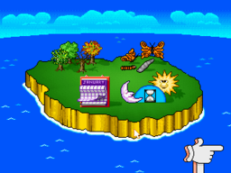 Time World from Mario's Early Years! CD-ROM Collection