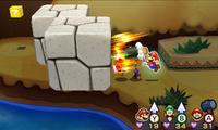 The Trio Hammer in Mario & Luigi: Paper Jam.