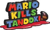 Logo from the Flash game Mario Kills Tanooki.