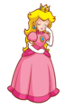 Princess Peach (Crying) - Super Princess Peach.png