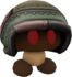 Rendered model of the Goombeetle enemy in Super Mario Galaxy.