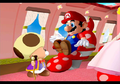 SMS Toadsworth greets Mario on plane.png