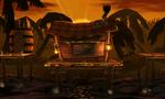 Jungle Japes from Super Smash Bros. for Nintendo 3DS.