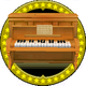 A figure of a Toadette's Piano.