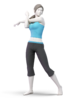 Wii Fit Trainer from Super Smash Bros. Ultimate