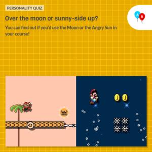 Icon for Angry Sun Super Mario Maker 2 Quiz