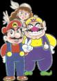 KC Manga - Mario, Wario, Captain Syrup art.png