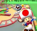 SNES Mario Circuit 3R/T from Mario Kart Tour
