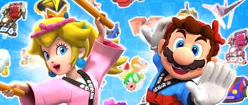 The Mario vs. Peach Pipe 1 from the Mario vs. Peach Tour in Mario Kart Tour