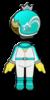 Rosalina Mii racing suit from Mario Kart 8