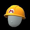"The ""Builder Hard Hat"" Mii headwear"